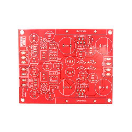 KW-VPA1 電圧帰還パワーアンプ基板