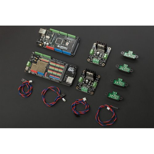 《お取り寄せ商品》Gravity: DFRduino Mega Kit For 4 motor Robot