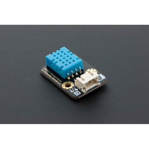《お取り寄せ商品》Gravity: DHT11 Temperature Humidity Sensor For Arduino