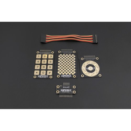 《お取り寄せ商品》Capacitive Touch Kit For Arduino