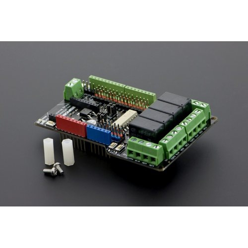 《お取り寄せ商品》Gravity: 4 Channel Relay Shield for Arduino