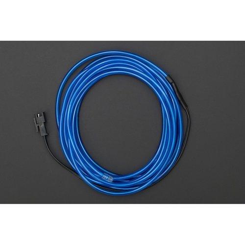 《お取り寄せ商品》EL Wire - blue