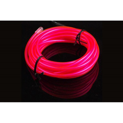 《お取り寄せ商品》EL Wire - hot pink