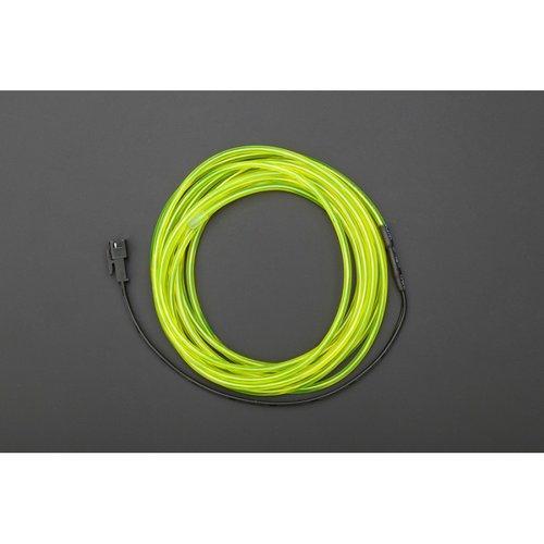 《お取り寄せ商品》EL Wire - neon green (3m)