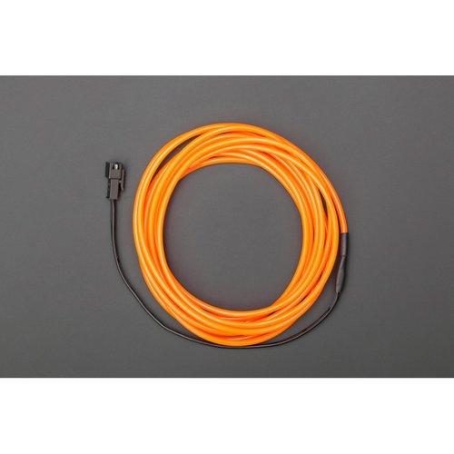 《お取り寄せ商品》EL Wire - orange