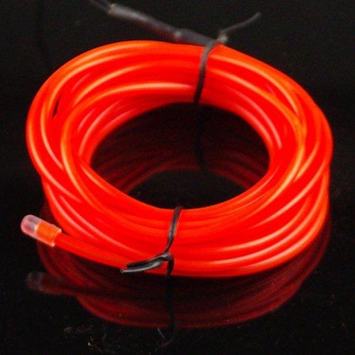 《お取り寄せ商品》EL Wire - red
