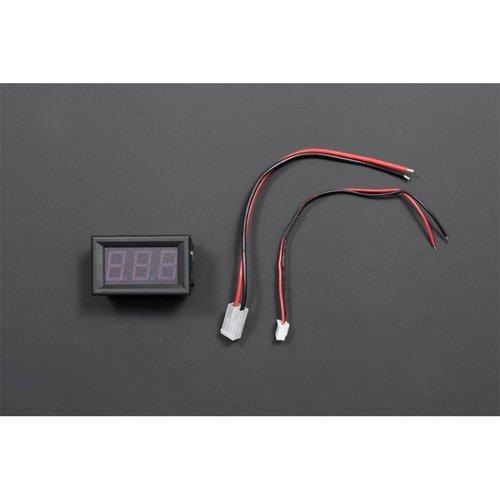《お取り寄せ商品》LED Current Meter 10A (Red)