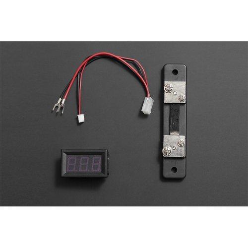 《お取り寄せ商品》LED Current Meter 50A (Red)