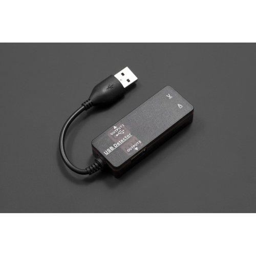 《お取り寄せ商品》USB Power Detector 3-10V 0-3A