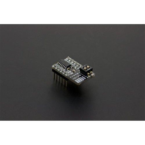 《お取り寄せ商品》MCP3424 18-Bit ADC-4 Channel with Programmable Gain Amplifier for Raspberry Pi