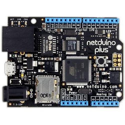 Netduino Plus --販売終了