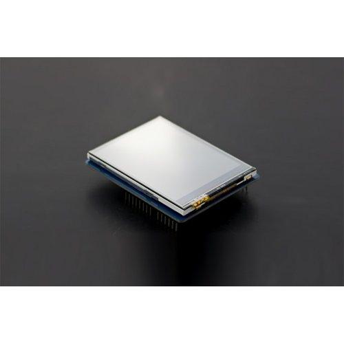 """《お取り寄せ商品》2.8"""" TFT Touch Shield with 4MB Flash for Arduino and mbed"""