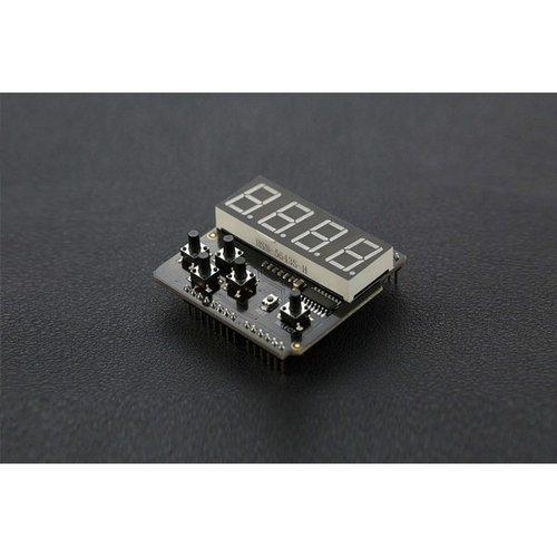 《お取り寄せ商品》7 Segment LED Keypad Shield For Arduino