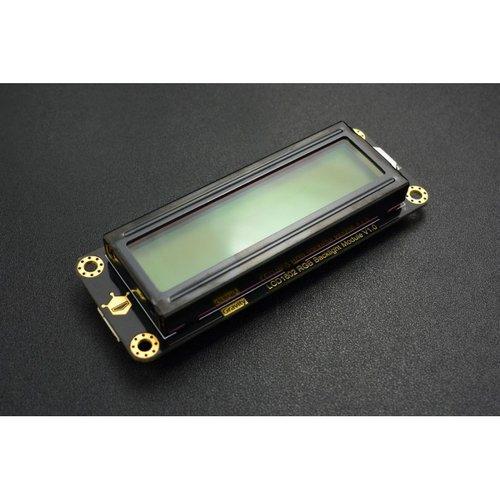 《お取り寄せ商品》Gravity: I2C 16x2 Arduino LCD with RGB Backlight Display