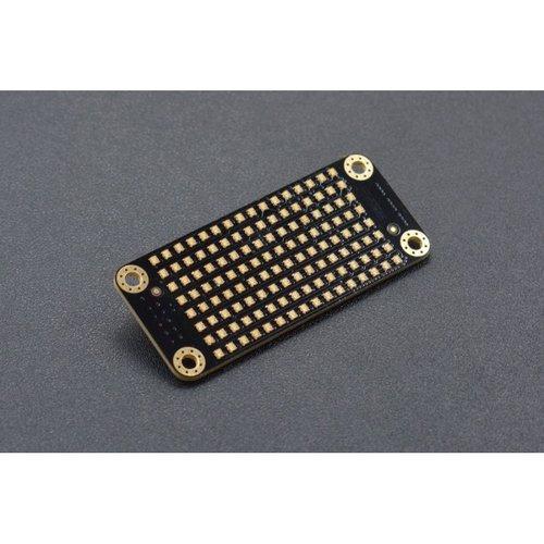 《お取り寄せ商品》Gravity: I2C 8x16 RGB LED Matrix Panel
