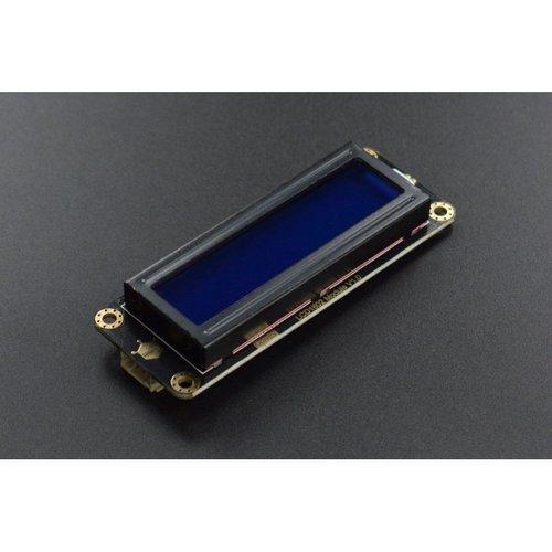 《お取り寄せ商品》Gravity: I2C LCD1602 Arduino LCD Display Module (Blue)