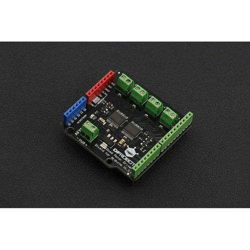 《お取り寄せ商品》Quad DC Motor Driver Shield for Arduino