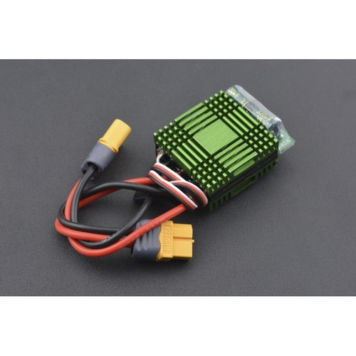 《お取り寄せ商品》40A Bidirectional Brushed ESC Speed Controller without Brake (XT60 Connector)