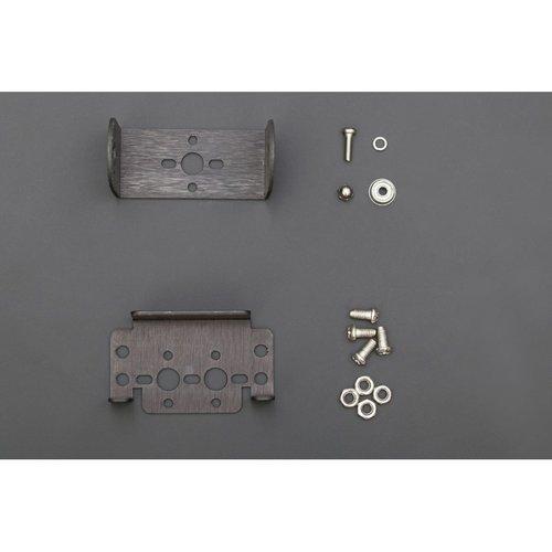 《お取り寄せ商品》Pan and Tilt Kit (Black Anodized) (no servos)