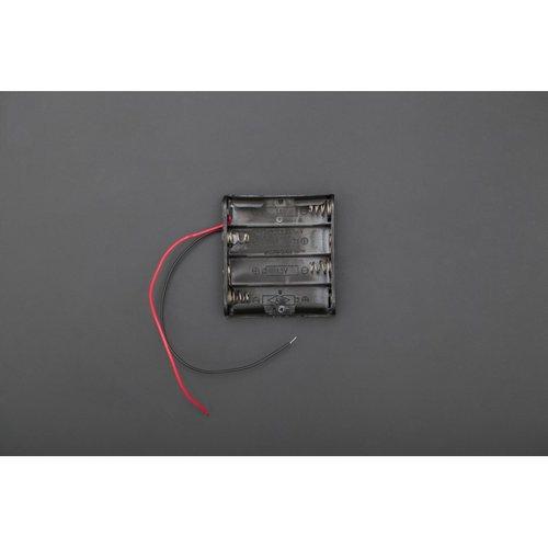 《お取り寄せ商品》4xAA battery holder (square)