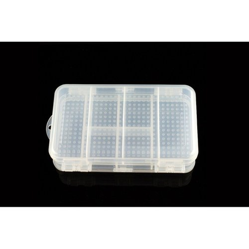 《お取り寄せ商品》Two-sided Compartment Parts Box - 10 compartments