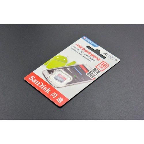 《お取り寄せ商品》SD/MicroSD Memory Card (16GB Class10 SDHC with Adapter)