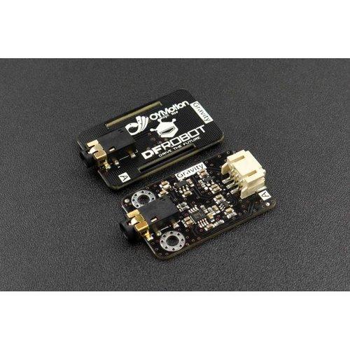 《お取り寄せ商品》Gravity: Analog EMG Sensor by OYMotion