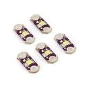 LilyPad高輝度白色LED(5個入り)--在庫限り