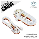M5Stack用GROVE互換ケーブル 50 cm(2個入り)