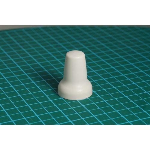 ニブルス・メキシカン15(白) ロータリーエンコーダー用つまみ