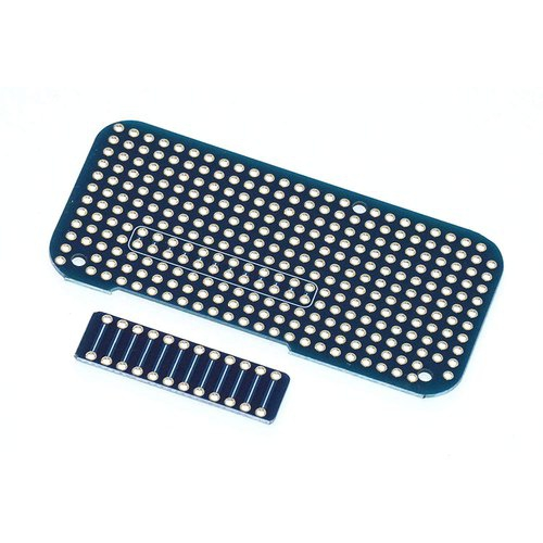 Obniz専用 プロトタイプ基板 + 中継基板 10mm