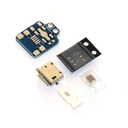 USB micro 電源ユニット キット