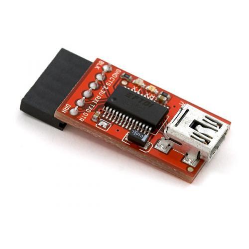 FT232RL使用USB~シリアルアダプタ3.3V--販売終了