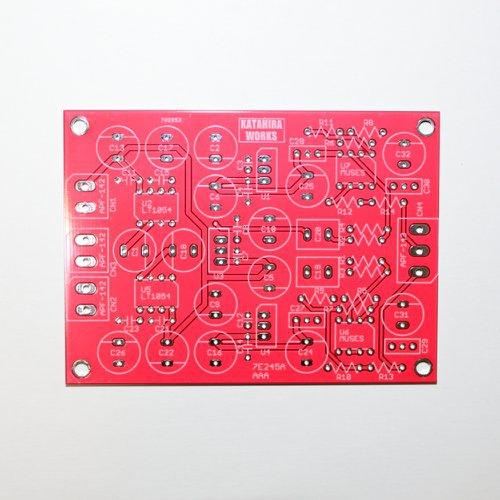 KW-MHA2 単電源MUSESヘッドホンアンプ基板