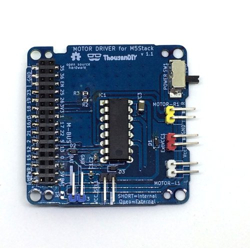Motor Driver Shield for M5Stack