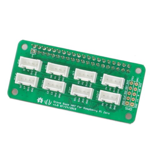 GROVE - ベースHAT for Raspberry Pi Zero