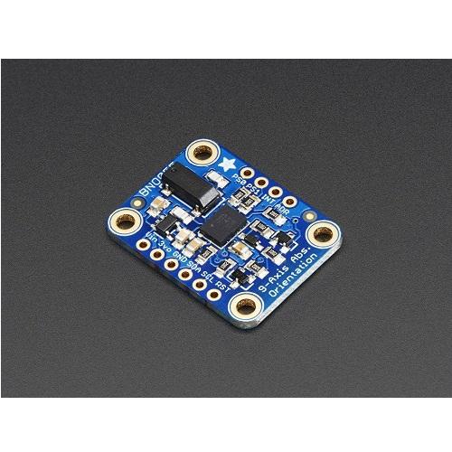 Adafruit BNO055搭載 9DoF 方位/慣性計測モジュール