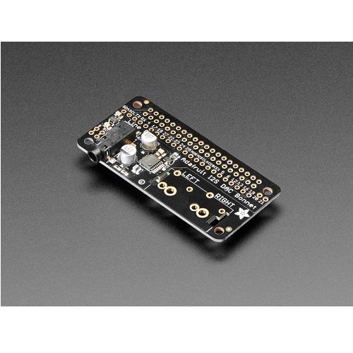 Raspberry Pi用 UDA1334A搭載 I2S オーディオ拡張基板