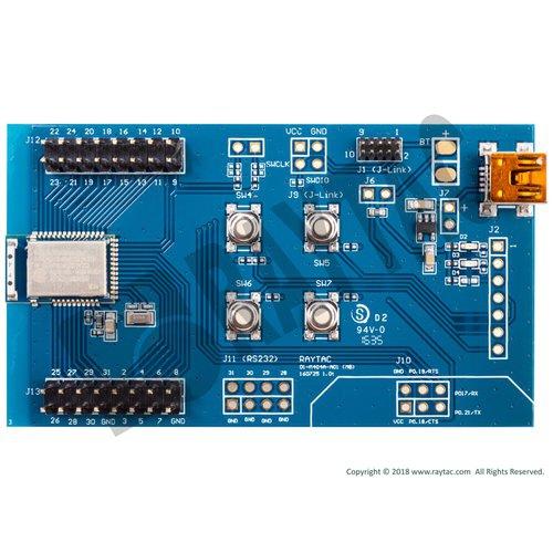 nRF52832 MDBT42Q 評価ボード