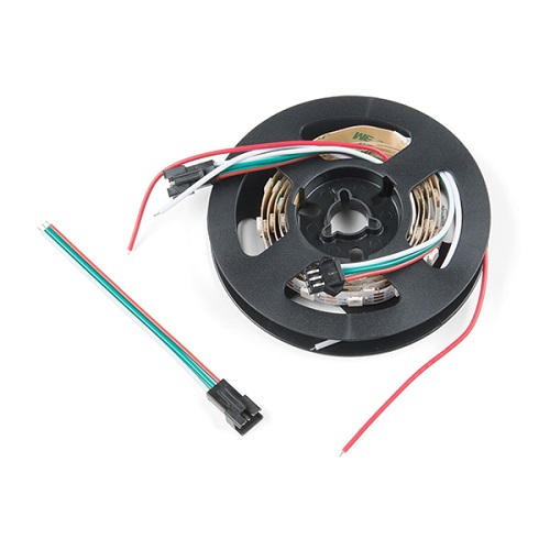 APA104搭載 RGB LEDストリップ(1m)