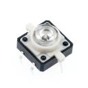 LED付きタクトスイッチ(青)