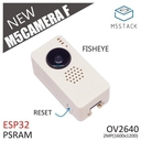 M5Camera(魚眼レンズ版)