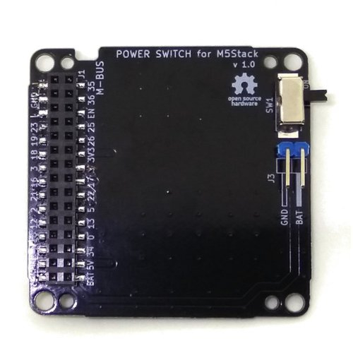 Power Switch for M5Stack