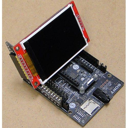 LCDSP001基板
