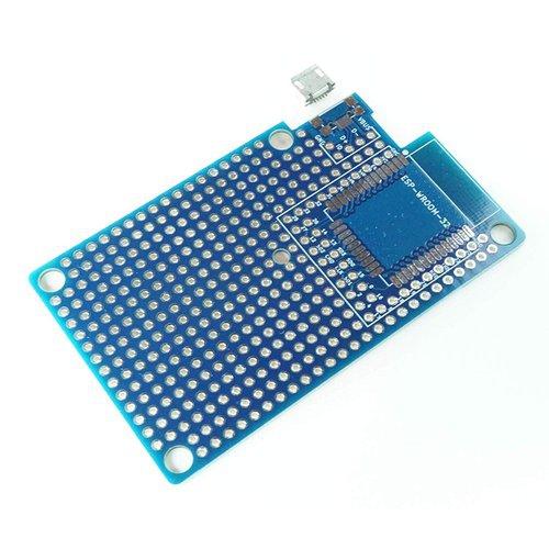 ミンティア基板 for ESP-WROOM-32 with micro USB