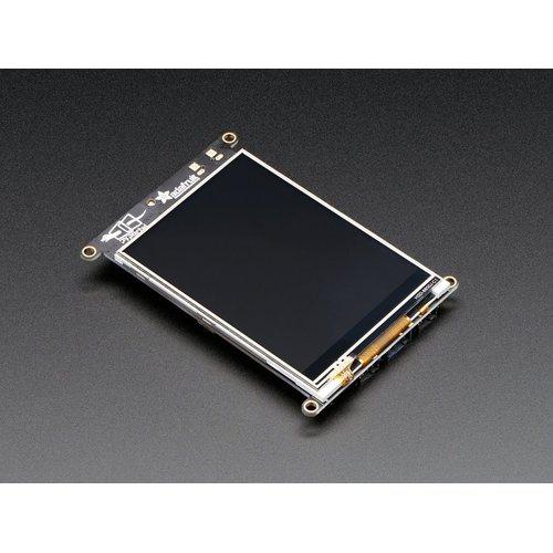Adafruit PyPortal - CircuitPython IoTディスプレイ