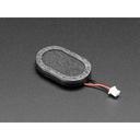 ショートワイヤ付きミニ楕円形スピーカー(8Ω 1W)