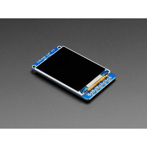 2インチ 320x240 IPSカラーディスプレイ(microSDスロット付き)