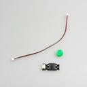micro:bit用ボタン緑(コネクタータイプ)