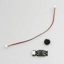 micro:bit用ボタン黒(コネクタータイプ)